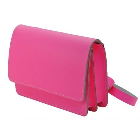 Transfer Bag Pink Cross